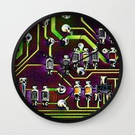 Short Circuit 2 Wall Clock