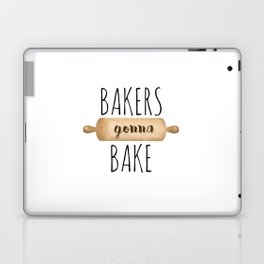 Bakers Gonna Bake Laptop & iPad Skin