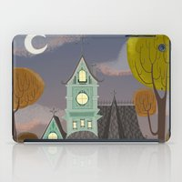 house iPad Cases featuring House by Fran Court