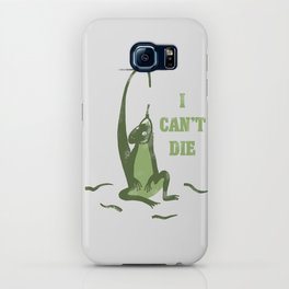 lizard tail  iPhone Case