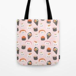 Sushi Gang Tote Bag