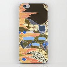Carl Sagan's widow iPhone & iPod Skin