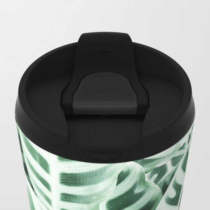 Wild leaf Metal Travel Mug