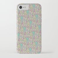 keith haring iPhone & iPod Cases featuring Haring Squiggle by Indigo Images