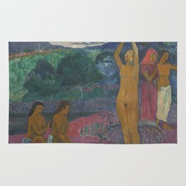 Paul Gauguin - The Invocation Rug