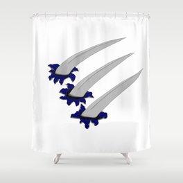 Superhero x-men Shower Curtain