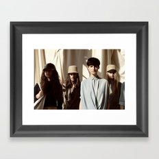 Assembly New York SS13 Framed Art Print
