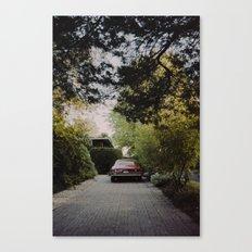 Classic Style Canvas Print