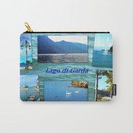 Collage - Lago di Garda Carry-All Pouch