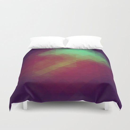 Jelly Pixel Duvet Cover