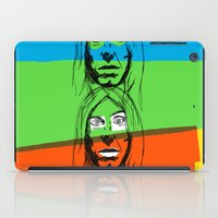 iggy iPad Cases featuring Iggy by Mohac