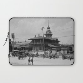 Pensacola, Florida 1900 Laptop Sleeve