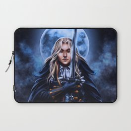 Alucard:  Castlevania Symphony of the Night Laptop Sleeve