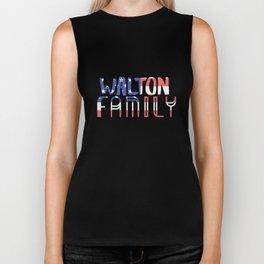 Walton Family Biker Tank