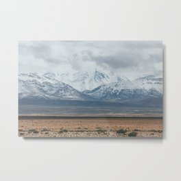 Atlas Mountains Metal Print