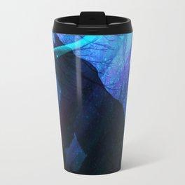 Midnight Grizzly Travel Mug