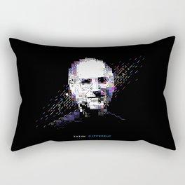Steve Jobs - Tech Heroes series Rectangular Pillow