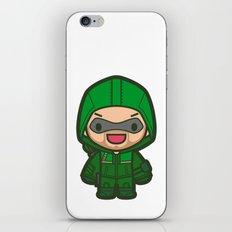 Green Archer iPhone Skin
