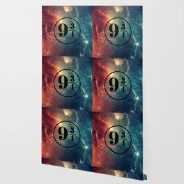 Platform 9 3/4 Nebula HP Wallpaper