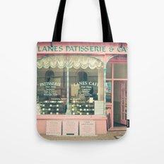 Sweet Cafe Tote Bag
