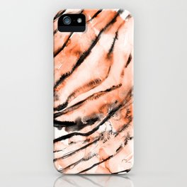 Easy Tiger iPhone Case