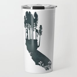 California is...The Forest Travel Mug