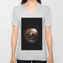 Spirals spirals Unisex V-Neck