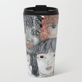 All God's Children Travel Mug