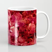 ruby Mugs featuring Ruby by Lotus Effects