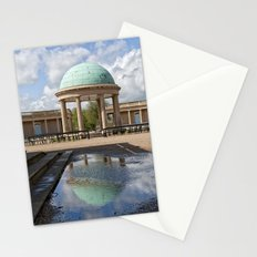 Eaton Park Bandstand, Norwich, Norfolk Stationery Cards