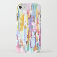 dance iPhone & iPod Cases featuring Dance by Amy Sia