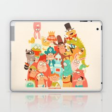 Storybook Gang Laptop & iPad Skin