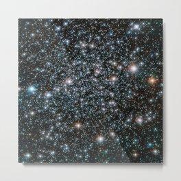 Star Cluster NGC 6496 Metal Print