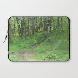 Greenery pantone Laptop Sleeve
