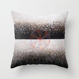 Hilma af Klint - The Swan Throw Pillow
