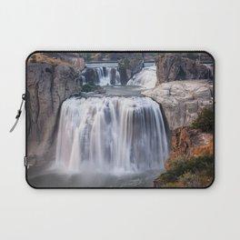 Shoshone Falls in Twin Falls, Idaho Laptop Sleeve