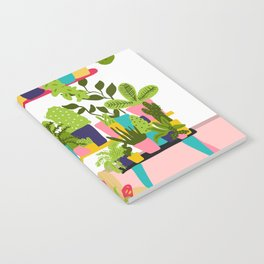 Love Plants Notebook