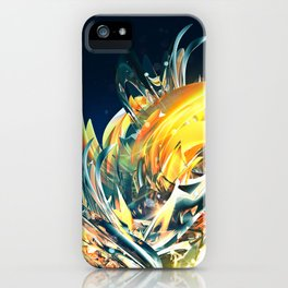 Harha iPhone Case