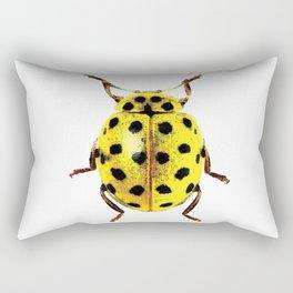 Insecte jaune et noir colors fashion Jacob's Paris Rectangular Pillow