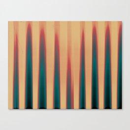 On the burner Canvas Print