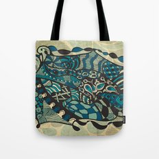 The states of water Tote Bag