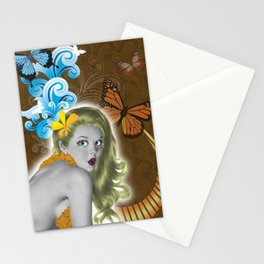 Pinup Stationery Cards