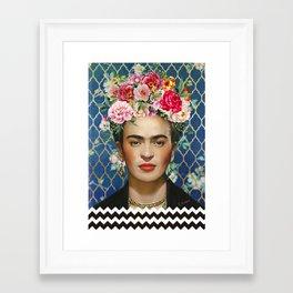 Forever Frida Framed Art Print