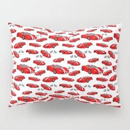 RJ's racecars Pillow Sham