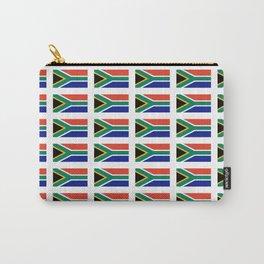 flag south africa 2,  African,Afrikaans,Mandela,apartheid, Johannesburg,Soweto,Pretoria,Durban,Tembi Carry-All Pouch