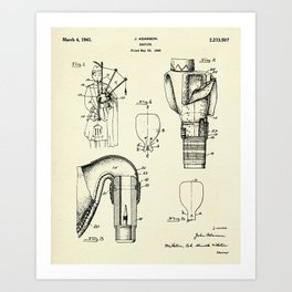 Bagpipe-1941 Art Print
