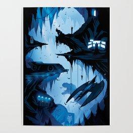 Bat Cave Poster