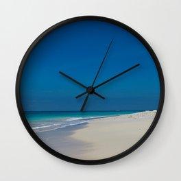 Gili Meno Beach Wall Clock