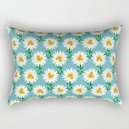 Daisy Unicorns Rectangular Pillow