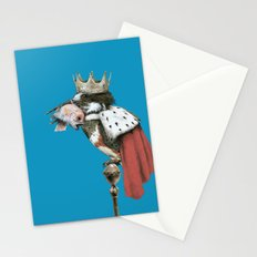 Kingfisher (Blue Option) Stationery Cards